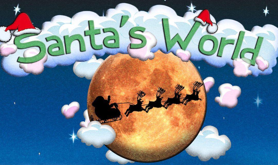 Santa's World: Free Christmas App for Kids