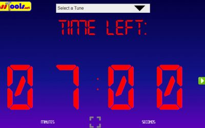 Interesting Classroom Timer for the Classroom