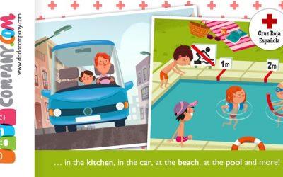 RED CROSS: Kids Safety App