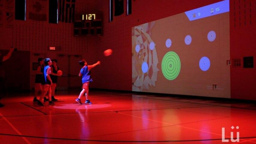 Lü: Amazing Interactive Playground