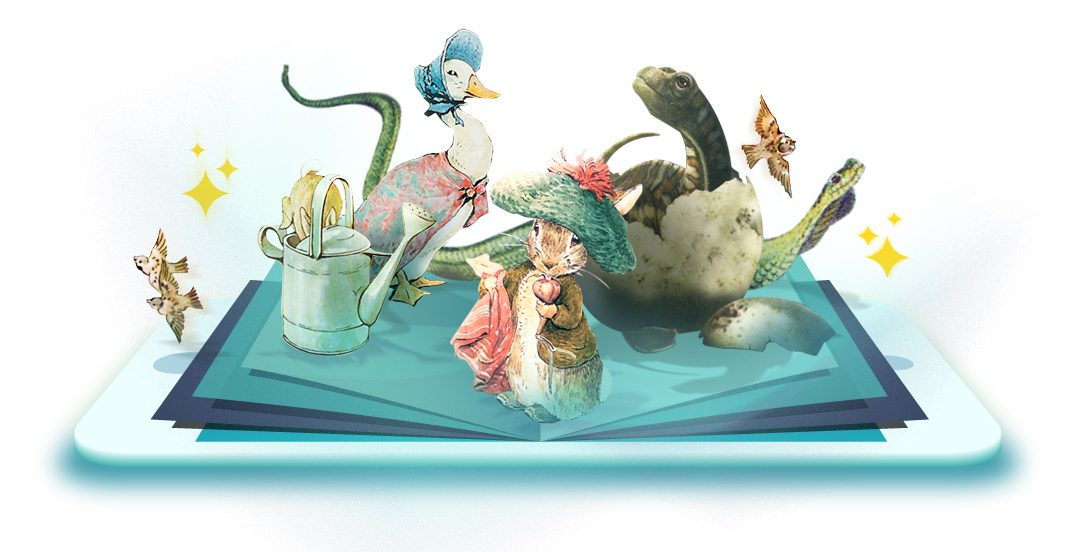 Bookful: Augmented Reality Books for Kids