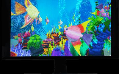 Incredible Digital Aquarium for Kids